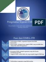 01 Sejarah KMKL Untuk Acara Prodi KL 2014-09-06