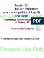 KI1101-2012-KD Lec07 IntermolecularAttractions