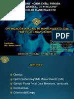 "Optimización Integral de Mantenimiento ""Enfoque Organizacional"".pdf"