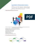Proses Manajemen Pemasaran Bab 2