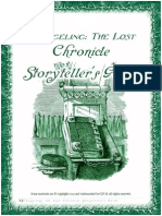Lost Chronicle Storytellers Guide