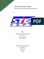 Tugas Akuntansi Manajemen Lanjutan Kasus 1