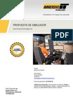 Propuesta Simulador Lite - PRO3B Mayo 2013