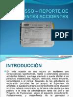 Sso - 300 Reporte de Incidentes Accidentes