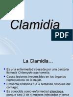 CHALMYDIA TRACHOMATIS EXPONER