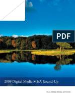 2009 Digital Media M&a Round-Up