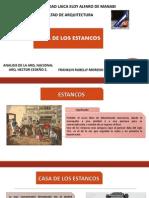 Casa de Los Estancos
