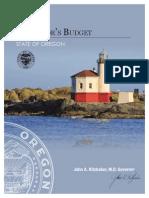 2015-17 Governor's Budget