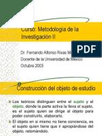 Metodologia II