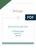 Modul 2 Aplikasi Berbasis IPv6