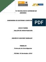 Protocolo Mauri Barajas