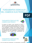 Fundamentos Esenciales Del Comercio Electrónico