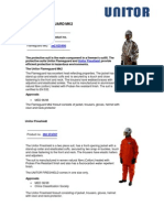 Fire Protective Suits