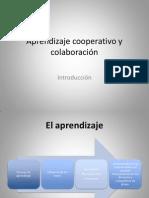 Exposición Aprendizaje Cooperativo y colaboración