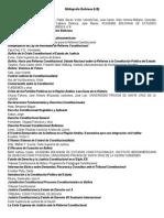 Bibliografía Boliviana
