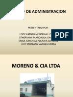 Trabajo Final de Administración ( fundamentos )