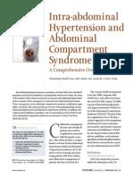 Abdominal Hipertension
