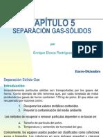 Separación Sólido Gas