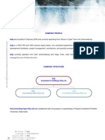 tmtj Company Profile