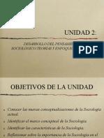 1.-Funcionalismo y Estructural Funcionalismo