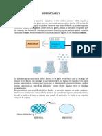 Capitulo III. Hidromecánica nuclear preparada en fisica cuantica