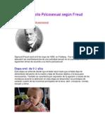 Desarrollo Psicosexual Según Freud