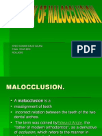 56241260 Etiology of Malocclusion (1)