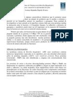 Factores de Virulencia de Borrelia Burgdorferi