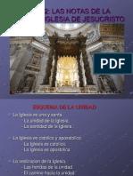 TEMA 2_Religion Iglesia_La Iglesia de Jesucristo