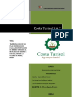 plan de exportacion de bambu piura españa