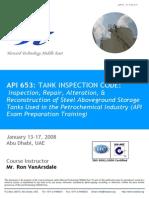 API 653 Jan-2008