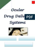 Jurnal Ocular Drug Delivery System