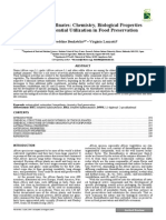 Benkeblia 07 Allium Thiosulfinates-Chemistry, Biological Properties and Their Potential Utilization in Food Preservation[1]