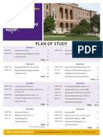 public relations plan of study