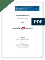 La Aduana en Mexico