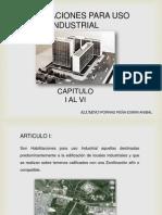 Habilitacion Para Uso Industrial(1 Al 6)