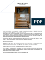 Orgue de Salon-Fr