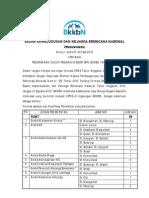 Info Cpns Bkkbn 2013