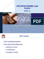 c10 Wcdma Rno Load Control