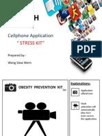 Obesity Mobile App