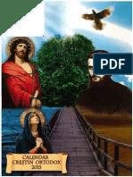Calendar Ortodox 2015