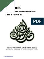 Proposal Maulid Nabi 1436 H (2015 M)