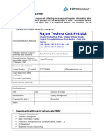 ISO 27001 Rev 3 0