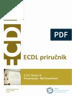 ECDL Modul 6 - Prezentacije