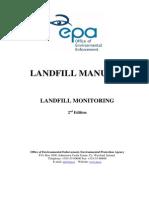 Epa Landfill Monitoring