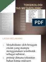 Ppt Toksikologi Translate
