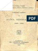 Collected Lectures on Shaiva Siddhanta - Annamalai_Part1