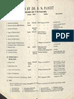 Works by B N Pandit.pdf