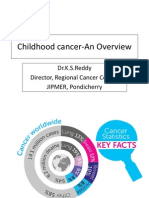 Pediatric Oncology