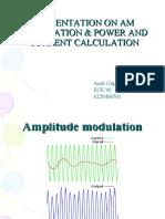 Am Modulation